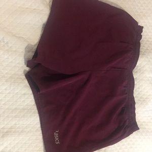 ASICS Athletic shorts